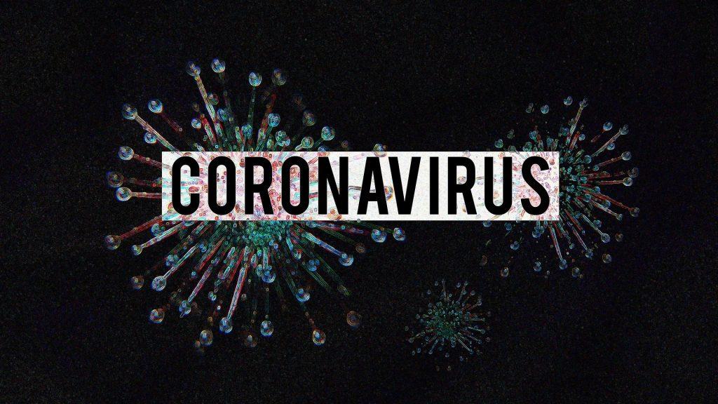 Text: Coronavirus